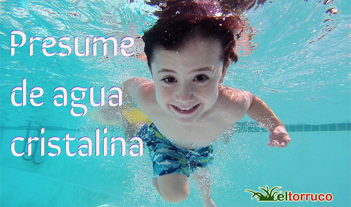 piscina, agua cristalina, centro de jardineria, el torruco, vivero, agua limpia, villanueva de la serena, don benito, badajoz