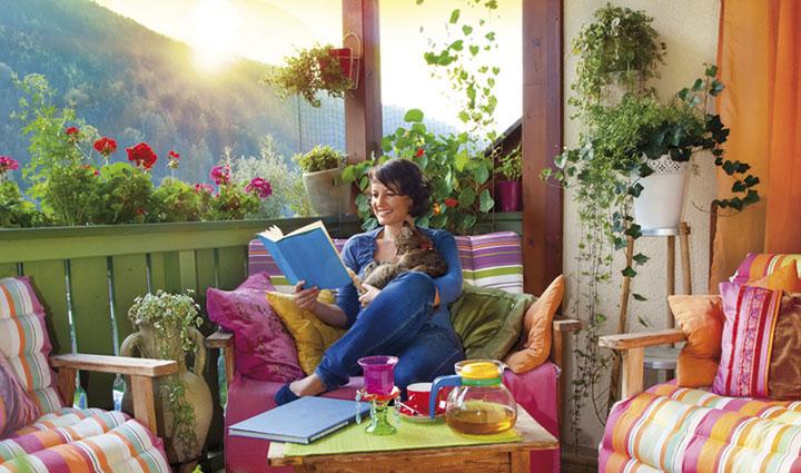 balcon, terraza, plantas, jardineria, vivero, el torruco, villanueva de la serena, don benito, badajoz, extremadura